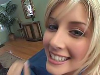 Sweet Lacie Heart fucking & getting facial