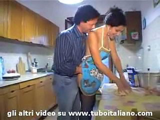 Italian Housewife Fucked While S...