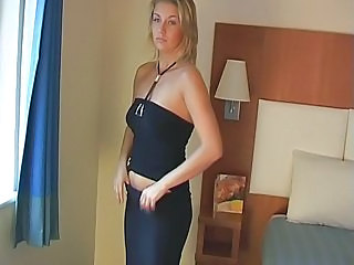 Suzi: Hotel Fun With Blonde Babe...