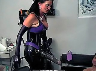 Crazy Bitch With Killer Strap On