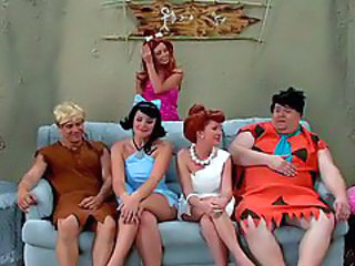 The Flintstones XXX Part 2 Of 4