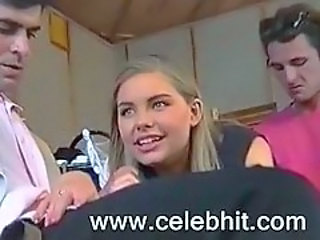 Beautiful Teen Lolita Having Double Ass Fuck Casting In Bar xxx