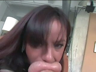 Nadia Styles shows of her deepthroat skill POV  DTD