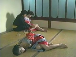 Japanese Bondage Sex Tapes Scene...
