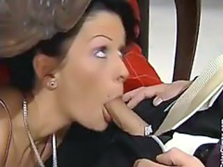 German Maid fucked in Bar