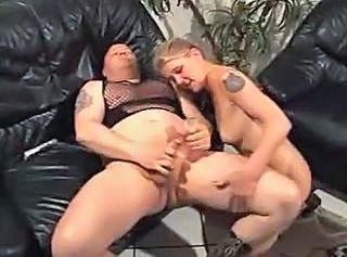 Real orgy with lustful MILFs