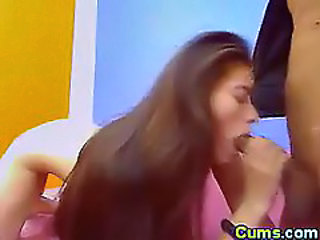 Best Blowjob And Cums Swallow