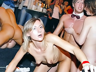 The Party Where Amateur Sluts Come To Play