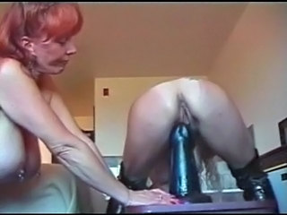 S tephan Wollfe Insertion Dildo...