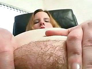 Fat Bbw Teen With Big Boobs Playing With Her Hairy Pussy