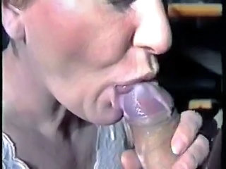 amateur takes cum gently