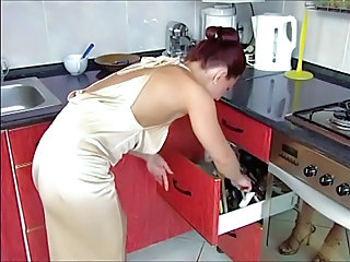 LIZA   housewife anal