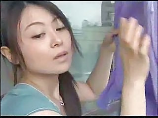 Cheating Japanese Wife Fucked Ha...
