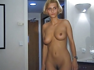 Nicole seems a little bit out of place. She's auditioning for a job as a porno actress with Toni Ribas, but she doesn't speak English. That's OK, because FUCK knows no language barriers. . . in fact the less talking the better! When she teams up with anot