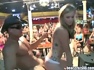 Girls Party With Male Stripper