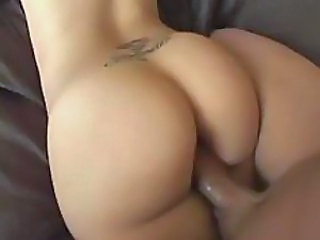 Tia Sweets lazy doggy anal