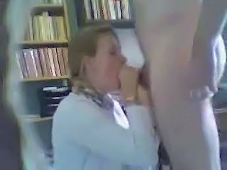 French Teacher Cum In Mouth
