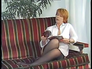 German Mature With Great Tits