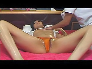 Sensual Oiled Japanese Massage...