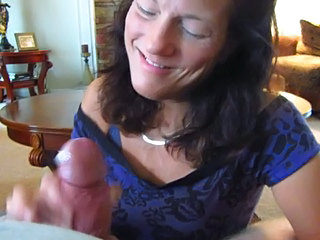 Give Me That Cum Before Your Wife Comes Home...