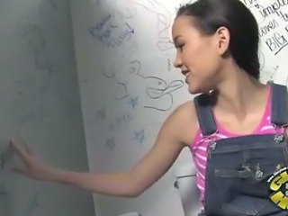 Amai Liu at Gloryhole