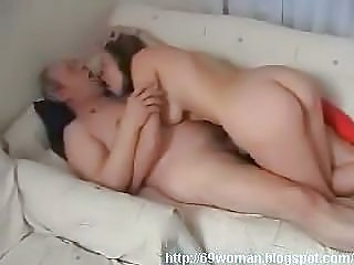 Old Man Fucks Some Pussy