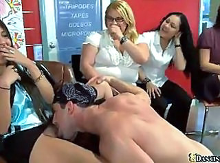 Past out girls sucking the cock _: hardcore party orgy