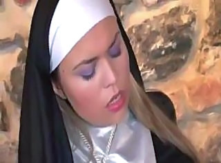 Father Pilo purified sister Mia ass