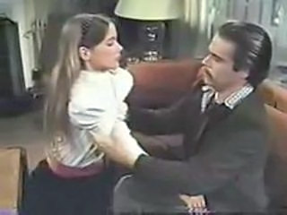 Father forces daughter to suck and fuck