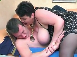 Huge boobs, plump pussy this mother will drive crazy anyone!