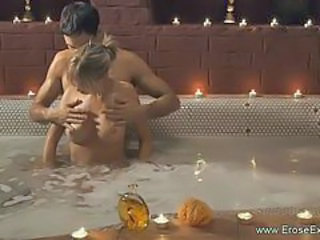 Very erotic and romantic anal lovemaking