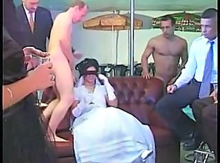 HERE CUMS THE BRIDE 01