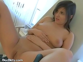 Doctor Provides Internal Exam With His Cock