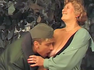 Hairy granny & younger guy Stream Porn