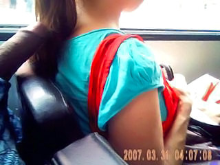 touch in bus... BA