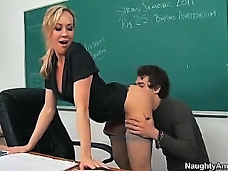 My First Sex Teacher  Brandi Lov...