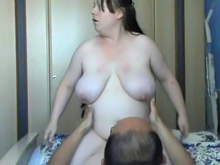 Amateur Chubby Homemade Mature Older  Wife