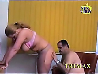 Turkish Man fucks german woma...