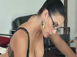 Hairy Busty Jelena - After Work Relaxation