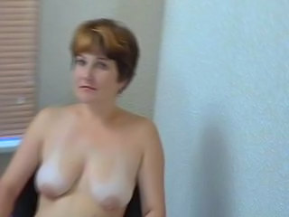 Russian pious mom first time ...