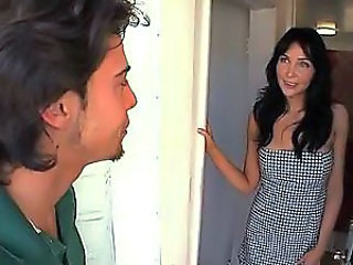 Sexy MILF Diana Prince Kidnaps a Young Guy