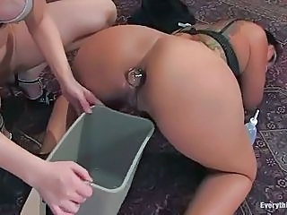Super Slut Aiden Starr Enjoys To...