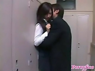 asian schoolgirl groped