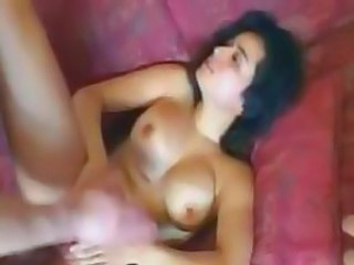 Interracial group sex party for select beauties and some stallions