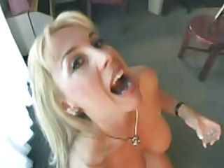 Great cum eating compilation 2