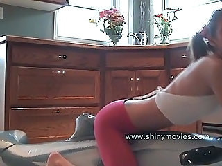 Humping a whale - Teen sex video -