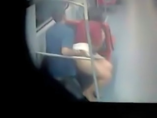 Spy camera in the subway in Brazil free