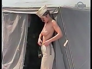 Army  Pornstar Uniform Vintage