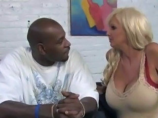 Big Tits Interracial Mature Old and Young