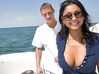 Amazing Big Tits Cute  Outdoor Pornstar Silicone Tits